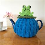 Grumpy Frog 6 Cup Tea cosy