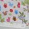 Woodland 2 Flannel Baby Blanket