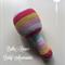 Crochet Maraca Rattle