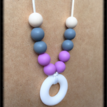 """A Little Love"" BPA FREE TEETHING NECKLACE"