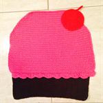 Amigurumi Crochet Cupcake Rug