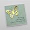 Handmade Bereavement Card