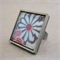 Japanese Paper - Square Adjustable Ring