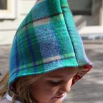 Vintage Wool Hat.