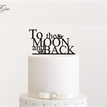 Cake topper by Oxee, personalized cake toppers