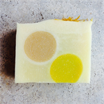 Mellow Yellow. Chamomile Roman, Lavender & May Chang Essential Oils. 190g.
