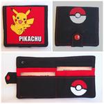 Men's Pokemon Wallet, Bi-fold