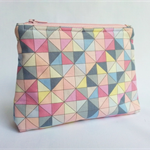 Zippered Make-up Purse