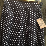 "1940""s High Waisted Flip 