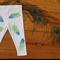 Feather Leggings | Baby Girl Pants| Baby Boy Pants | Hand Stamped Leggings