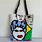 Stylish Market Bag - fully lined.