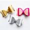 Felt and Glitter Bow Hair Clip Set