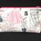Toiletry Bag - Paris - Pink - Makeup