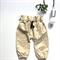 Gold Leopard High Waist Harems - girl, baby, winter, summer, birthday, luxe