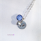 Personalised necklace with birthstone
