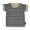 SIZE 00 Triangle Banded Tee