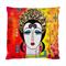 Marta Hari Double Sided Art Pillow Cover