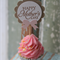 6 Happy Mother's Day Cupcake Toppers ~ Perfect for sellers of cakes ~ Topper mum