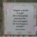 FREE POSTAGE Mother's Day Card Original Verse ~  Card for mum