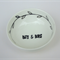 CUSTOM LISTING FOR LUKE Porcelain Small Bowl
