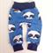 Blue Pandas jersey harems Soft comfy trendy and a little bit funky
