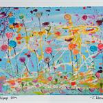 Lollipop (Giclee print)