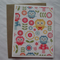 Greeting Card - Bright Owls