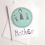 Mother Card - Free Post.