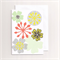 Greeting Card Floral Design