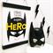 Super Batboy Batman Wall Art Print Decor Baby Nursery Kid