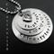 Personalized HandStamped Necklace ,Grandkids,Kids,Twins, Triplets,Quadruplets,Ne