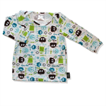 SIZE 00 Boys Oogie Long sleeve Lap Tee