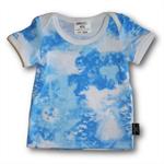 Boys Blue Tye Dye Lap Tee (SIZE 000-00)