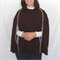 Women's Brown Cape