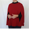 Women's Red Cape