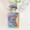 Australian Butterfly, postage stamp pendant
