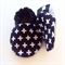 Monochrome Swiss Cross Baby Shoes