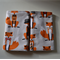 Fox and Hound Baby Carrier Drool Pads - Fits most carriers