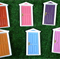 Fairy Doors  Opening Doors with Mirror Behind Choose a Colour