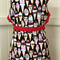 APRON - Beautiful quality Ice cream fabric. Ideal Mother's Day gift.