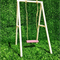 Fairy Swing with Pink Seat