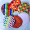 SHOWER CAPS. Spots & stripes Collection. Ideal Mother's Day gift.