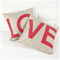 Special Occasions - Be My Valentine - L O V E  Cushion Set - Alpaca