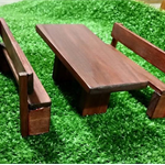 Fairy / Doll house Outdoor setting