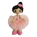 MADE TO ORDER: Ellie the Ballerina Doll
