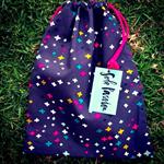 Love in the Stars Travel Bag