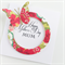 Happy Mothers Day Mum multi-coloured floral design with butterfly handmade card