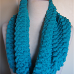 Infinity Scarf Reversible Cowl various colours available