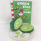 Green Eggs and Ham Dr Seuss Child's Book Set, Felt Play Food