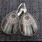 Dream Catcher ~Teardrop Lever Back Earrings